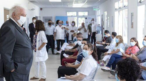 Argentina – Ginés González García: 'Hay 51 millones de vacunas aseguradas'