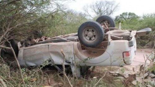 Salta – Fatal accidente: Murieron cuatro mujeres que venían a la provincia por la Ruta 16