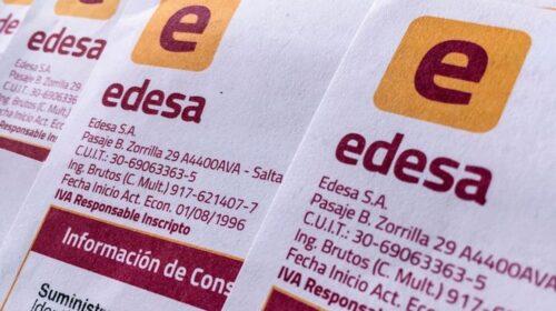 Salta – El Ente Regulador de Salta autorizó un aumento del 21,78 por ciento a EDESA