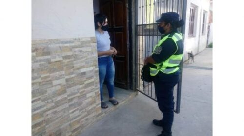 Salta – Reforzaron los operativos de Protección Ciudadana en Orán