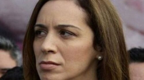 Argentina – Cancillería rechazó a María Eugenia Vidal como observadora en la OEA
