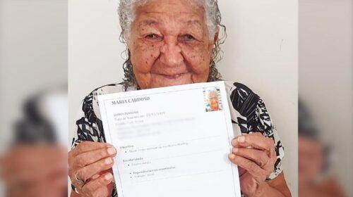 Internacional – Tiene 101 años y busca trabajo para no depender económicamente de su hija