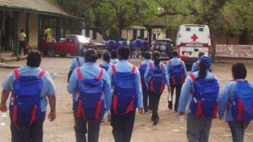 Salta – El Gobierno capacita a más de 900 postulantes para agentes sanitarios de la Provincia