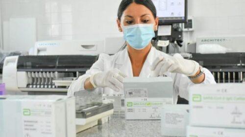 Salta –  Se confirmaron 379 casos positivos de covid 19 en la provincia