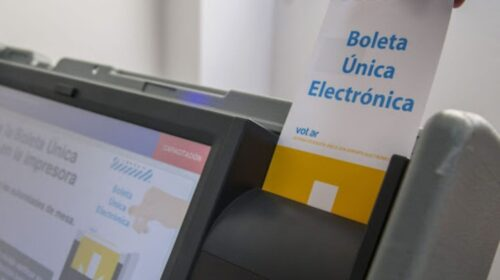Salta – Ya está disponible el simulador de voto electrónico: hasta cuándo se puede entrar