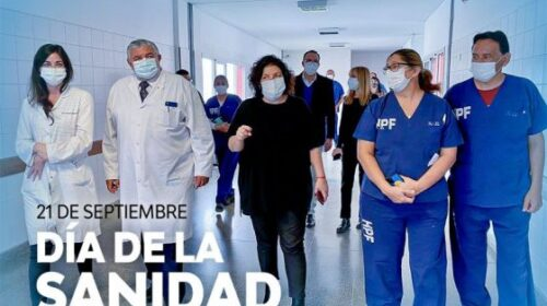 Salta – Hoy habrá asueto para los trabajadores de la Sanidad