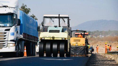 Salta – Avanza la reconstrucción de tramos de las Rutas Nacionales 34 y 50